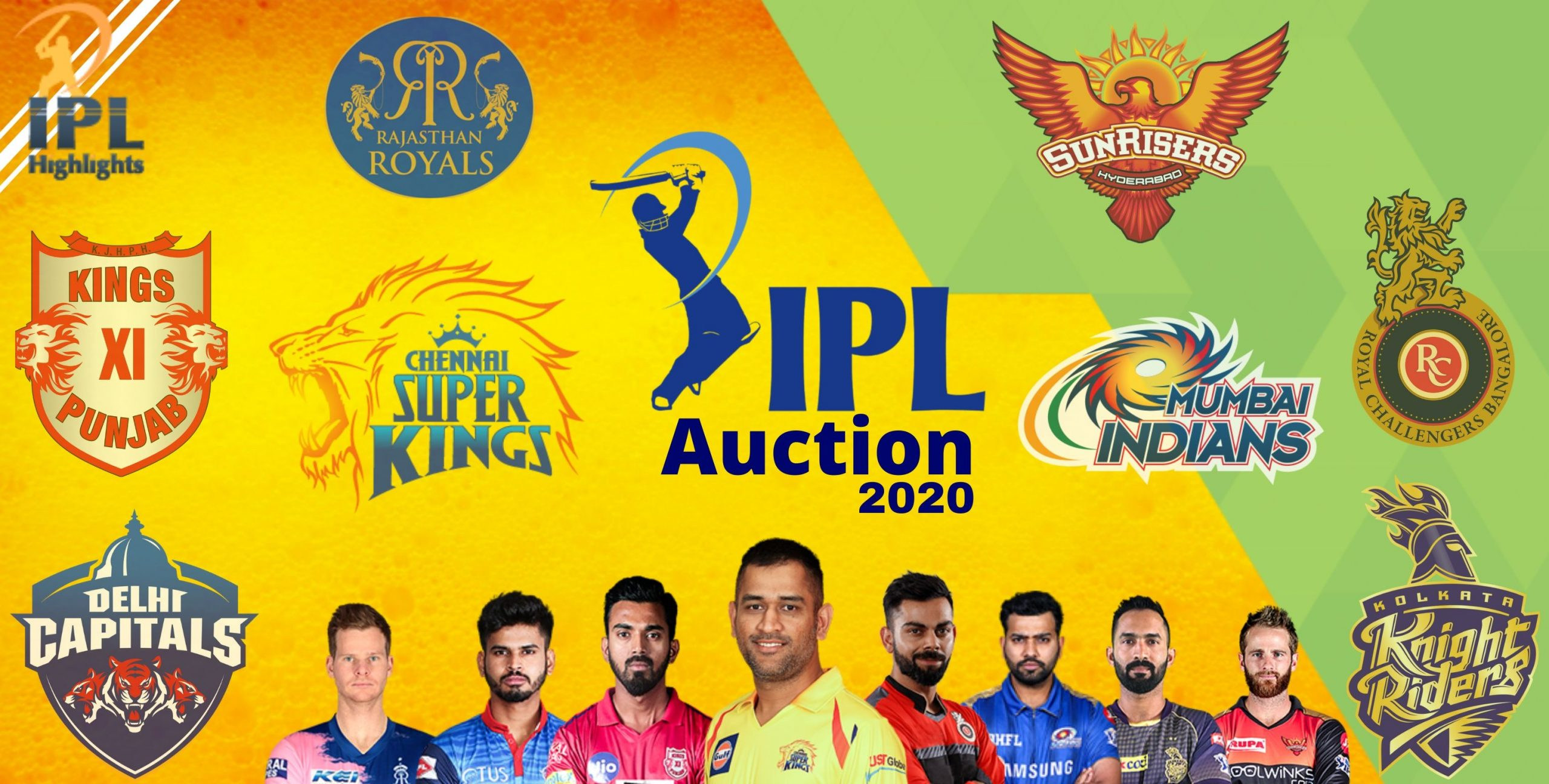 IPL Auction 2020