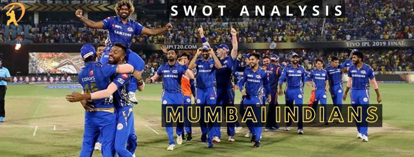 mumbai indians swot analysis